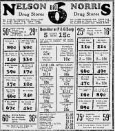 St Joseph drug stores of the past