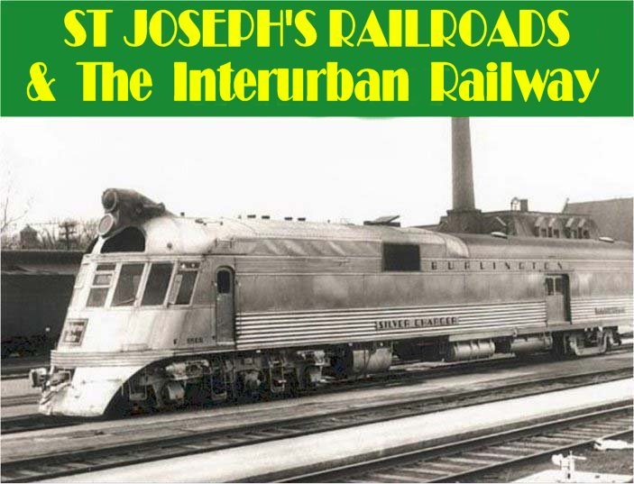 St Joseph Railroads of the Past